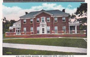 North Carolina Asheville The Plonk School Of Creative Arts