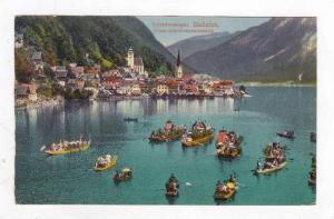 Hallstatt Austria, 00-10s   Fronleichnamsprozession