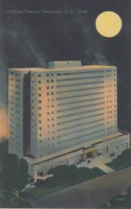 GREENVILLE, Calhoun Towers, South Carolina, 30-40s