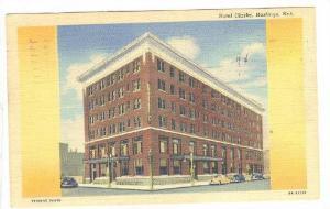 Hotel Clarke, Hastings, Nebraska, PU-1951