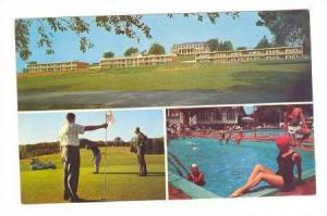 Golf , Ingleside Motel, Staunton, Virginia, 40-60s