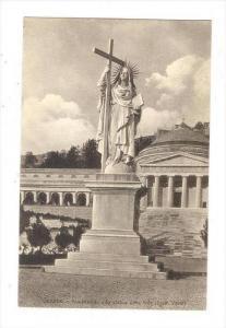 Genova, Italy, 00-10s Campasaala La Statua della Fede