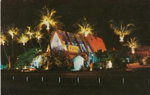 FT. LAUDERDALE , Florida ,1966 ; Mai-Kai Polynesian Restaurant