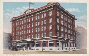Minnesota Rochester Zumbro Hotel