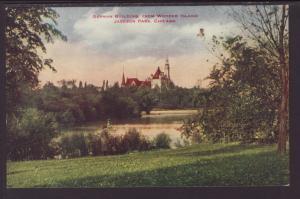 German Building,Jackson Park,Chicago,IL Postcard