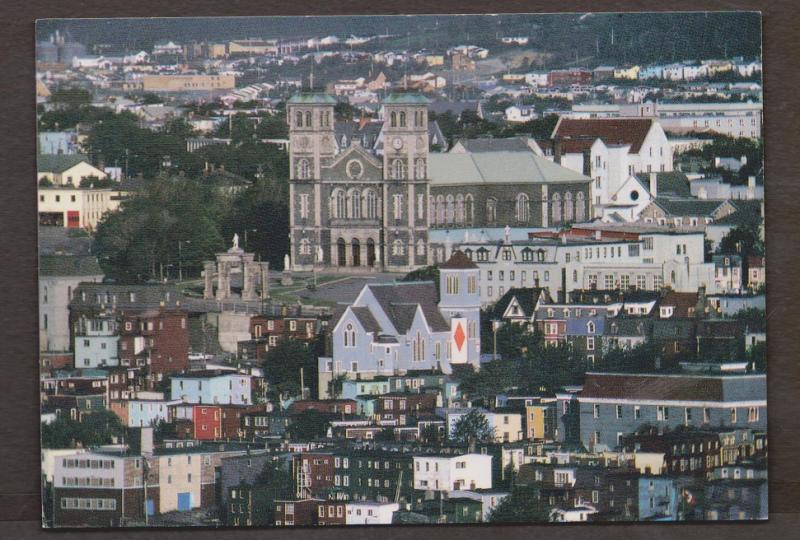 The Basilica Of St John The Baptist, St John's, NL - Unused