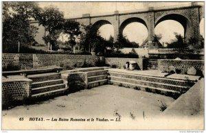 CPA AK ROYAT-les-BAINS Romains et le Viaduc (721454)
