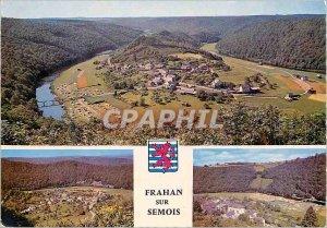 Old Postcard Remembrance Frahan on semois