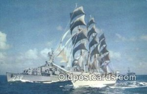 The Christian Radich Windjammer Sailboat Unused