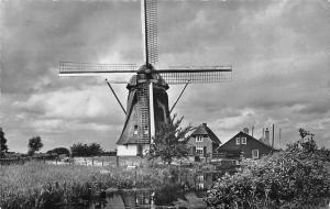 Netherlands Hollandse Molen, Dutch Windmill, Moulin Hollandais