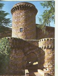 Postal 000788 : Castillo de Jarandilla en caceres
