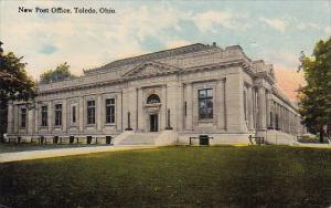Ohio Toledo New Post Office 1913