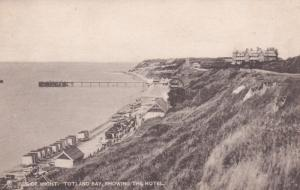 Isle of Wight. Totland Bay, Showing the Hotel , England , 00-10s : TUCK