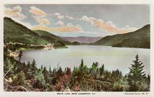 RP: CRANBROOK , B.C. , Canada , 1920-40s; Moyie Lake
