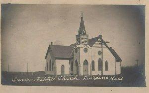 RP: LORRAINE , Kansas , 1900-10s ; German Baptist Church
