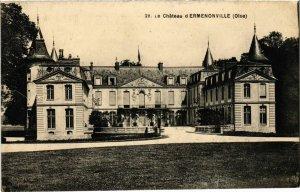 CPA Ermenonville- Le Chateau FRANCE (1020480)