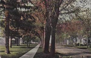 Wisconsin Galesville Residence Street