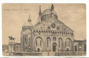 Padova, Italy, Basilica di S Antonio, 1910s