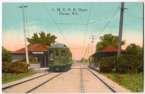 C.M.E.R.R. Depot, Racine Wis