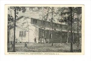 Knights Of Columbus Hall, Camp Wadsworth, Spartanburg, South Carolina, 1900-1...