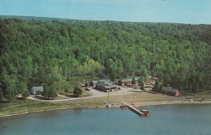 MANITOULIN ISLAND, Ontario, Canada, 1950-1960's; Gordon's Lodge And Motel