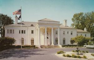 MADISON , Wisconsin , 1940-60s ; Governor's Mansion