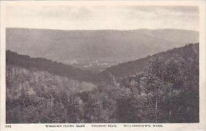 Massachusetts Willianstown Through Flora Glen Taconic Trail Albertype