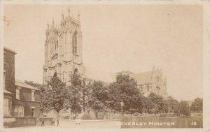 RP: BEVERLEY, England, PU-1915; Beverley Minster