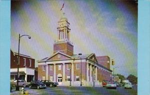 Missouri Aurora Lebanon City Hall Building
