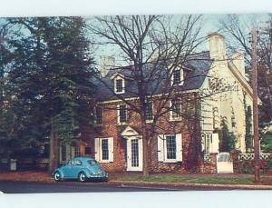 Unused Pre-1980 HISTORIC HOME Dover Delaware DE W3626