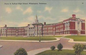 Delaware Wilmington Pierre S High School