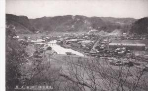 Village & River view , Japan , 20-40s