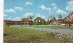 Greetings From Crest Motel, Highway 28, Peterborough, Ontario, Canada, 1940-1...