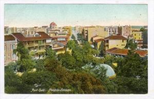 Port-Said, Place de Lesseps, EGYPT, 00-10s