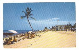 Haulover Beach, Miami Beach;s Golden Sanded Pubilc Park, PU 1957
