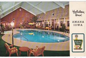 Iowa Amana Holiday Inn Swimming Pool