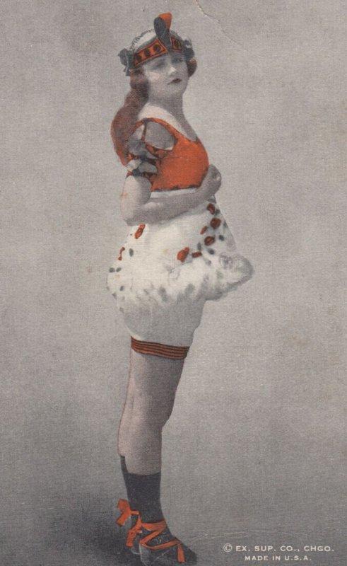 Pin-up , 1920-30s