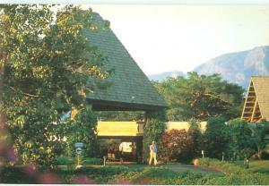 Fiji Mocambo Hotel Motel Japan Mountains Trees Relaxation  Postcard  # 6606