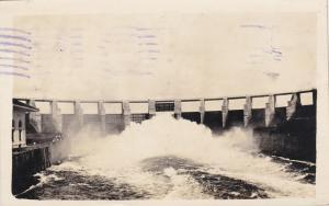 RP: Colon , Panama , 1915 , Canal view