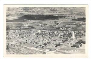 RP, Aerial View, OIiver, British Columbia, Canada, 1930-1950s