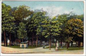 East Park, Erie PA