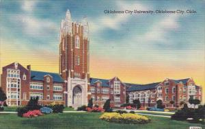 Oklahoma City Oklahoma City University