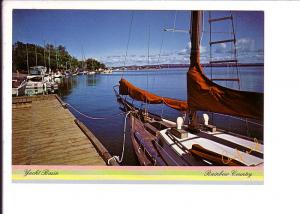 Yacht Basin, Little Current, Manitoulin Island, Ontario