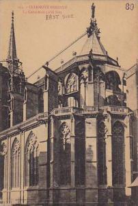 Clermont-Ferrand (Puy-de-Dôme), France, 1900-1910s: La cathedrale