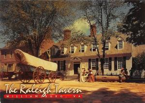 Raleigh Tavern - Williamsburg, Virginia