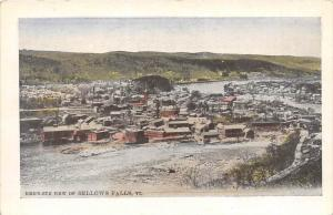 19531  Aerial View of  Bellows Falls VT