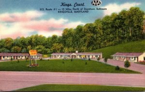 Maryland Kingsville Kings Court
