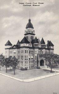 CARTHAGE , Missouri, 1930s ; Court House