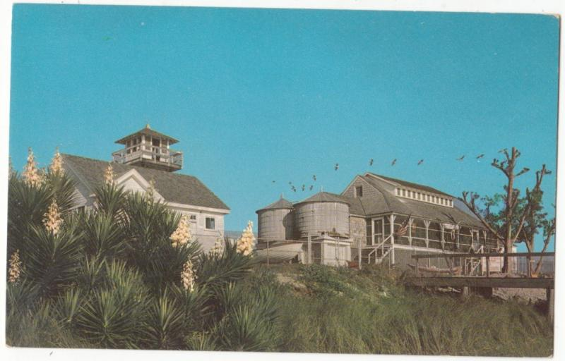 Jensen Beach, Florida, House of Refuge, Martin County Museum, unused Postcard