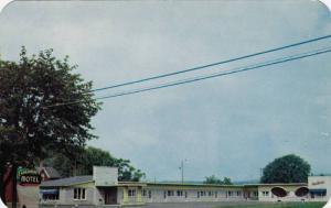 Crestwood Motel, Aldershot, Ontario, Canada, 40-60s